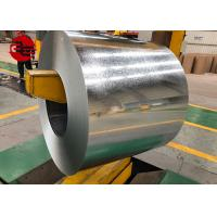 Buy cheap Building Materials SGCC GI Steel Sheets / Hot Dipped GI Steel Rolls Smooth Surface from wholesalers
