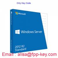 Buy cheap Windows server 2012 standard oem key ,windows server key from wholesalers