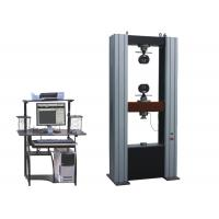 Buy cheap Steel Wire Universal Testing Machine All - Digital Controller Servo Motor from wholesalers