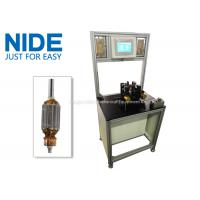 Buy cheap high efficiency customized motor Dynamic Armature Balancing Machine from wholesalers