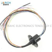 Buy cheap High Frequency Rotating Connector Rings 1080P Coaxial For Camera 250RPM Speed from wholesalers