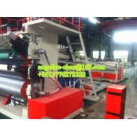 Buy cheap Plastic PVC ceramic wall tile making machine production line from wholesalers