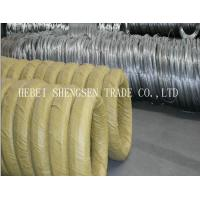 Buy cheap Electro / Hot Dipped Galvanized Iron Wire Q195 Low Carbon Straight Cut Wire from wholesalers