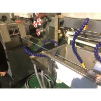 Buy cheap Mask Nose Wire Production 25kg / H Plastic Extruder Machine from wholesalers