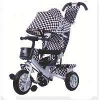 Buy cheap Kids Tricycle with Push Bar Mother Baby Stroller Bike for Sale in China/Skype: mandy.bike8 from wholesalers