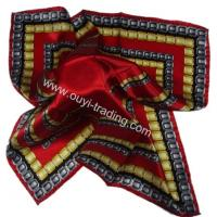 Buy cheap 100% Silk Square Scarf product