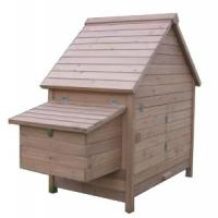 Buy cheap Large wooden chicken coop HF-CC1011 with long run from wholesalers
