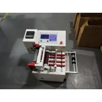 Buy cheap Automatic Hot Knife Cutting Expandable Braid Sleeve Machine, Braid Sleeve Hot Cutter Machine from wholesalers
