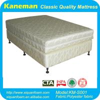 Buy cheap Hotel bed foundation and mattress from wholesalers