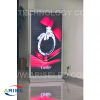 Buy cheap P6 Outdoor Full Color Poster Video LED Display Screen,Outdoor LED Advertising Player/Kiosk from wholesalers