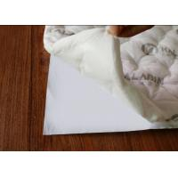 Buy cheap Building Sound Absorbing Cotton / Noise Absorbing Fabric Non - Woven Heat Resistant from wholesalers