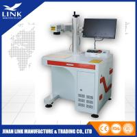 Buy cheap Compact Structure Desktop Portable Laser Marking Machine For Carbon Steel Flange Ring from Wholesalers