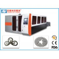 Buy cheap 3 Phase Fiber Laser Cutting Machine for Hardware Steel Plate from wholesalers