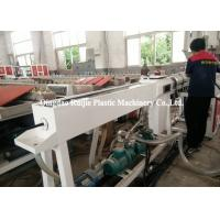 Buy cheap Plastic Insulation Corrugated Pipe Making Machine ABB Inverter 6 - 20mm Diameter product