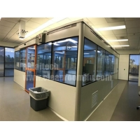 Buy cheap Iso 6 Clean Room ISO Standard Modular Clean Room Clean Booth For Laboratory from wholesalers