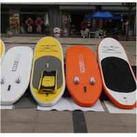 Buy cheap Rigid Sturdy Inflatable SUP Board , Non Toxic Inflatable Standing Paddle Board from wholesalers