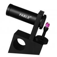 Buy cheap Big eyepiece Calcite Dichroscope For Obeserve Gem Multi Color FID-1A from wholesalers