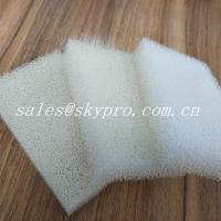 Buy cheap Silicone Dish Washing Sponge  Molded Rubber Products 9.5 - 16kg/M³ product