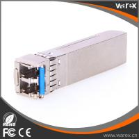 Buy cheap SFP+ 10GBASE-ER 40km Transceiver, Cisco Systems compatible guaranteed quality. from wholesalers