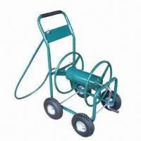 Buy cheap Garden Hose Reel Cart with Foam Padded Handle product