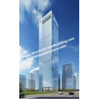 Buy cheap Professional Multi-storey Steel Building For Residential Hotel / Office Project from wholesalers