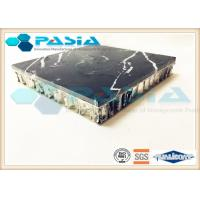 Marble Stone Honeycomb Panel with Edge Open and Stone Surface Protected for Outdoor Decoration