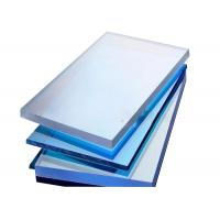 Energy Saving Flat Solid Polycarbonate Sheet 100% Virgin Material For Balcony Skylight