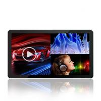 Buy cheap 18.5-98 Inch Remote Control Digital Advertising Lcd Screens , High Brightness Flat Touch Screen Monitor from wholesalers