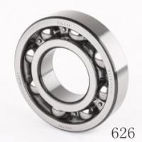 Buy cheap 626Deep Groove Ball Bearings,626Z, 626ZZ, 626RZ,626 2RZ,626RS, 626 2RS Bearing from wholesalers