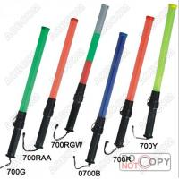 Buy cheap AB-700 Series PVC Pipe LED Traffic Baton Wand, 52cm Length 6 LED Traffic Baton With Two C Batteries from wholesalers