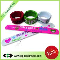 Buy cheap 2012 New arrival cute kids slap band from wholesalers