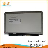 Buy cheap Slim EDP 30 pins lcd laptop screen B116XTN02.2 with left / right bracket & edge from wholesalers