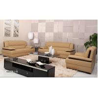 Buy cheap Genuine Leather Sectional Sleeper Sofa For Small House / Living Room Home Furniture from wholesalers