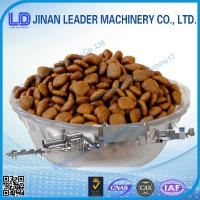 Buy cheap High Efficiency Floating Fish Feed Dry Dog Food Extruder 2500 x 1200 x 2200 mm from wholesalers