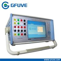 Buy cheap Portable Three Phase Protective Relay Test Set With Instruments Testing Function from wholesalers
