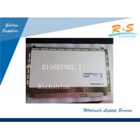 B156HTN02.1 TFT LCD Screen 15.6 inch LVDS , 40 pin FHD SLIM led display screen 1920x1080