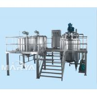 Buy cheap Vacuum Emulsifier with Outer Circulation (2000L-3000L) product