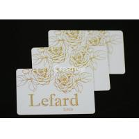 Buy cheap PVC Screen Custom Printed Plastic Tags Irregular As Key Chains product