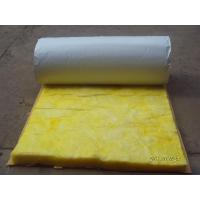 Buy cheap Flexible Fiber Glass Wool Blanket Roof Insulation Materials Sound Absorption from wholesalers
