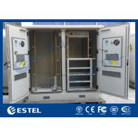 Weatherproof network base station cabinet large outdoor - Outdoor electrical enclosures cabinets ...