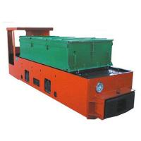 Buy cheap 5 Ton CTY5/9G Underground Mining Electric Battery Locomotive from wholesalers