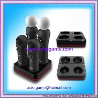 Buy cheap PS3 Move controller 1X4 charge station PS3 game accessory from wholesalers