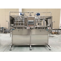 Buy cheap 5L 220L SUS304 Aseptic Bag In Box Filler For Juice Packing product