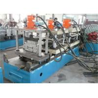 Galvainzed Steel Cable Tray Roll Forming Machine , Cr12 Roller Roll Forming Equipment
