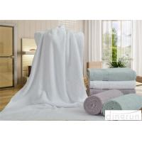 Buy cheap Plain Pattern Extra Large Bath Sheets Towels For Women / Men from wholesalers
