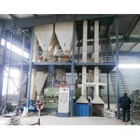 Buy cheap Turnkey Project animal feed pellet plant animal feed processing line for cow pig chicken from wholesalers