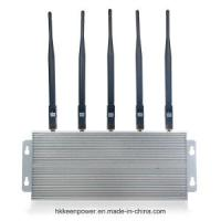 Buy cheap 10W WiFi Jammer with Cooling Fan Inside product