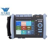 Buy cheap OPM OLS VFL Fiber Otdr Testing Equipment , OLT Event Map EXFO iOLM Optical Test Equipment from wholesalers
