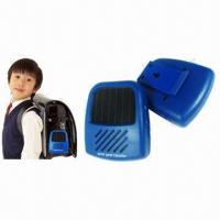 Buy cheap Solar mosquito repeller, can be recharged in car, nontoxic, eco-friendly, 3 modes to repel pest from wholesalers
