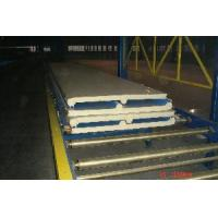 Buy cheap Ur/PIR Sandwich Panel Lightweight Honeycomb and Sandwich Panels from wholesalers